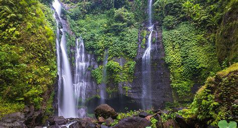 sekumpul waterfall singaraja bali  hidden waterfalls