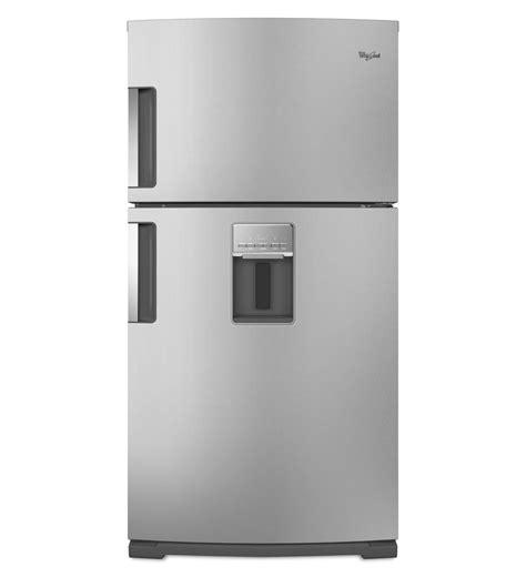 best door refrigerator without water dispenser whirlpool gold 174 21 cu ft top freezer refrigerator with