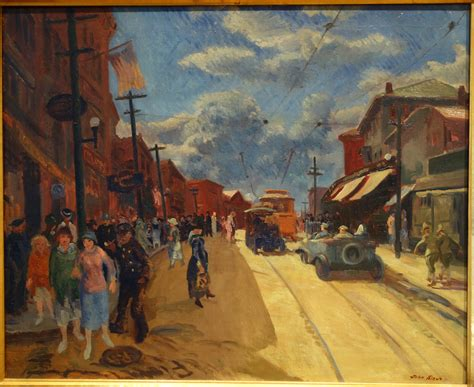painting new file gloucester by sloan 1917 on