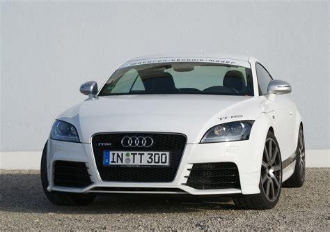 312 km/h MTM Tuned Audi TT RS ForceGT.com