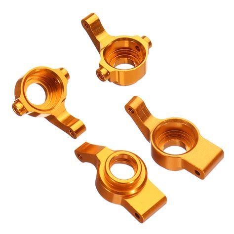 Wltoys Alumium Post Berkualitas wltoys 1 18 a949 a959 a969 a979 k929 upgraded metal parts kit gold color sale banggood