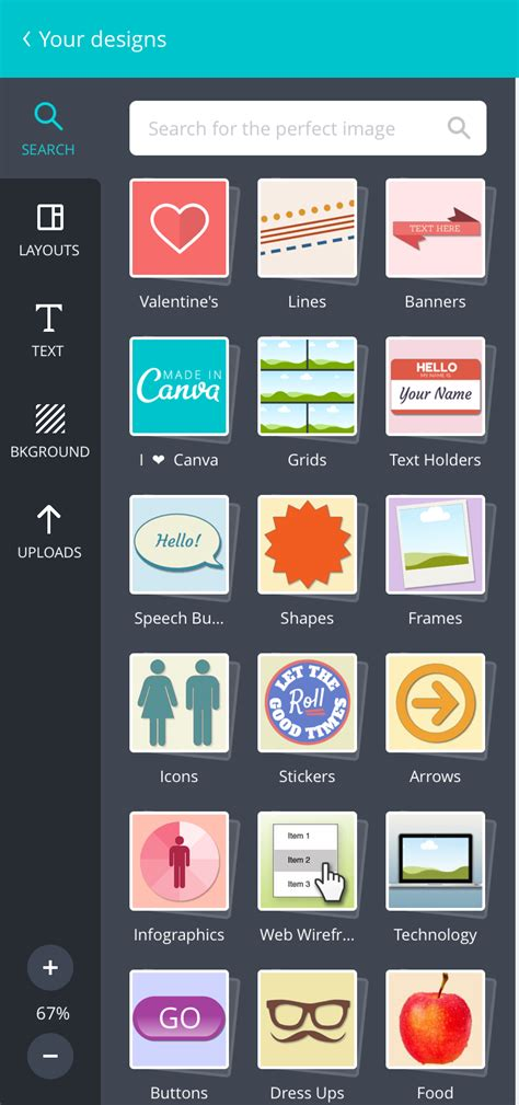 design elements canva graphic design say goodbye to paint say hello to canva