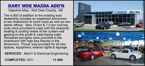 gary moe mazda deer cognidyn engineering design projects auto dealers