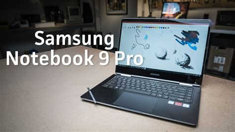 samsung notebook 9 pro review discrete gpu and battery sell it idg tv