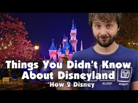 8 Things You Didnt About And Attraction by Things You Didn T About Disneyland How 2 Disney