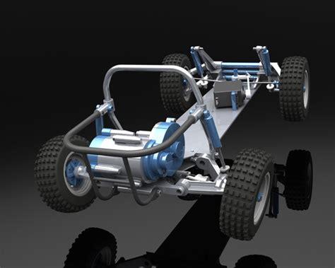 frame design for car 5 incredibly detailed r c car cad models