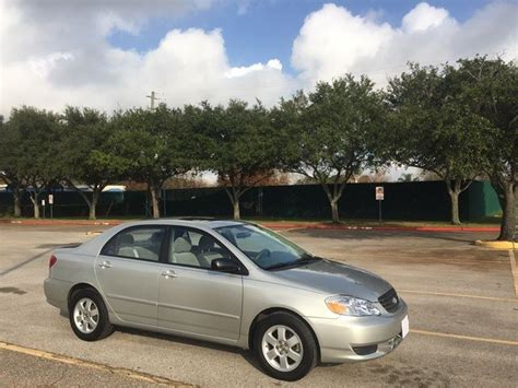 used toyota corolla for sale by owner used 2004 toyota corolla for sale by owner in houston tx