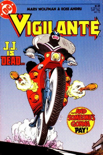 sleuth vigilantes for justice volume 1 books vigilante vol 1 10 dc database fandom powered by wikia