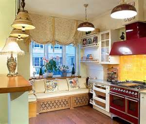 retro kitchen decor ideas russian interior decorating style vintage decor ideas for