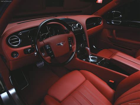 2006 bentley flying spur interior wald bentley continental flying spur picture 05 of 13