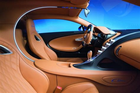 bugatti chiron interior bugatti chiron officially revealed 1500hp veyron