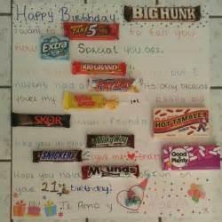 bar birthday card for boyfriend boyfriends birthday card birthday candycard diy