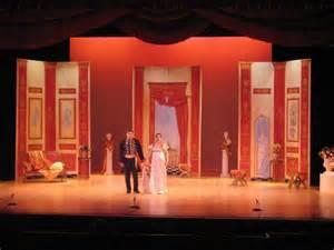 decors theatre