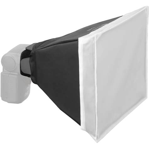 best portable softbox vello flexframe softbox for portable flash 8 x 12 quot