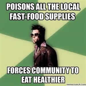 Meme Meme Meme - helpful tyler durden