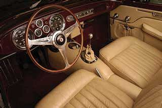 maserati a6gcs interior rm auctions inc
