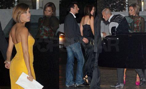 The Beckhams Date With Kate Len by Photos Of Beckham David Beckham Longoria
