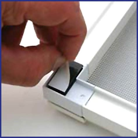 Magnetic Insect Screen Minimalis magnetic fly screen for windows