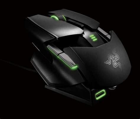 Razer Ouroboros Wireless Gaming Mouse razer ouroboros wireless gaming mouse announced gaming style summer time plays