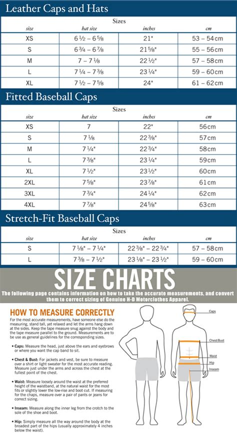 mens hat size chart car interior design