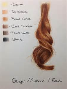 colored pencil hair 17 best images about drawing on how to draw