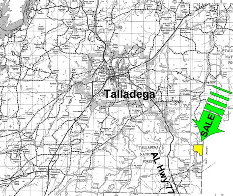 Talladega County Property Records 312 Acres Recreational Land Talladega County Al Land And Farm