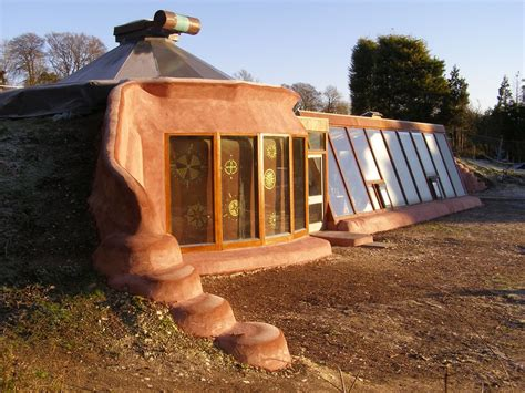 earthships a home from recycled and reclaimed materials