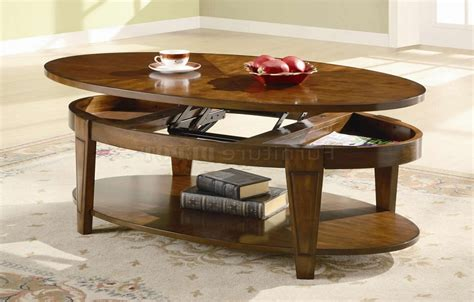 famous coffee table coffee tables ideas house interesting oval lift top