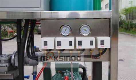 Freezer Es Batu Murah mesin es industri 1 ton eti 01 toko mesin maksindo