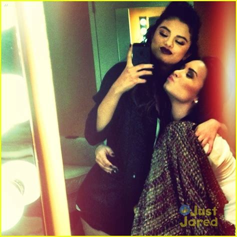 book demi lovato for a party selena gomez reunites with demi lovato ahead of flaunt mag