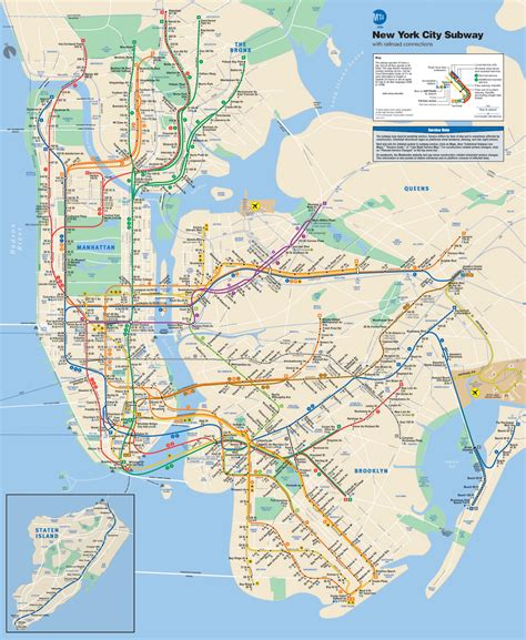 metro map nyc new york city subway map wikiwand
