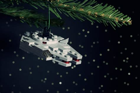 how to build star wars christmas tree ornaments out of