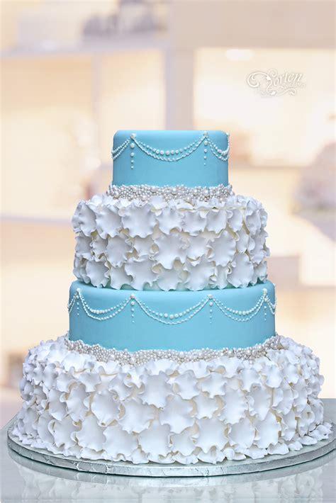 Hochzeitstorte Blau by Hochzeitstorten Klassisch Hochzeitstorten Schlidt De