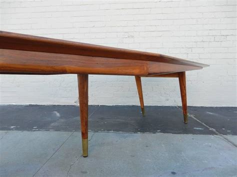 Davis Conference Tables Mid Century Modern 12 Foot Conference Table By Stow Davis Circa 1958 For Sale At 1stdibs