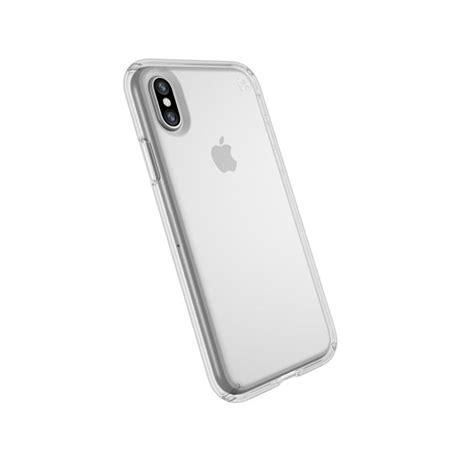 speck presidio clear clear clear for iphone x citymac