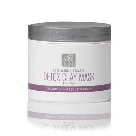 True Organics Detox Mask by Anti Aging Organic Skincare Products