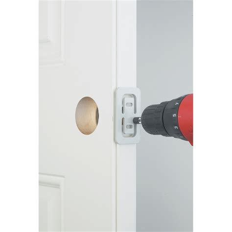 irwin tools door lock installation kit irwin door lock installation kit bunnings warehouse
