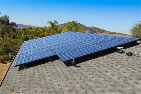 solar panels on roof residential solar panel installation types sullivan