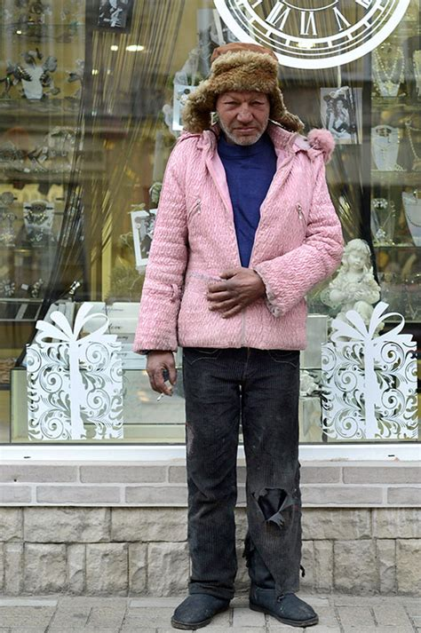 diy meet 55 year old slavik the most fashionable homeless man in meet 55 year old slavik the most fashionable homeless man