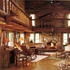 rustic cabin home decor 1000 images about country lodge decor on pinterest