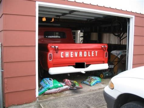 Garage Storage For Sale Bat Exclusive 20 Years Stored 1965 Chevrolet C10 Bring