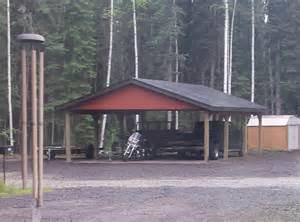 pole barn carport in alaska great northern sheds
