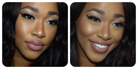 eyeshadow tutorial for brown skin neutral makeup tutorial for brown skin fay blog