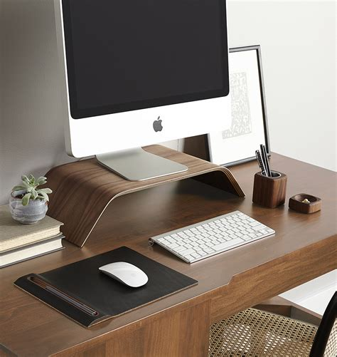 computer monitor stand for desk modern monitor stand rejuvenation