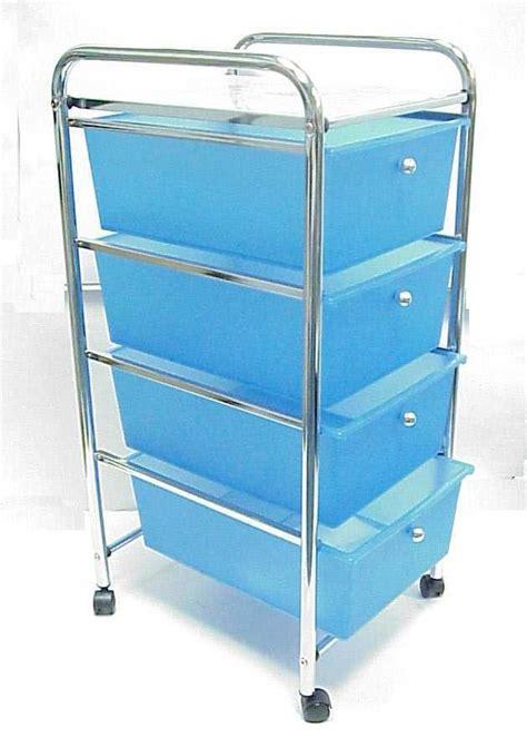 4 drawer plastic cart plastic white rolling drawer trolley 4 wheels cart buy 4