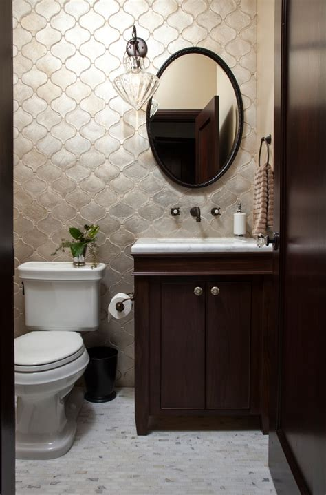 wall tiles design  hall bathroom contemporary