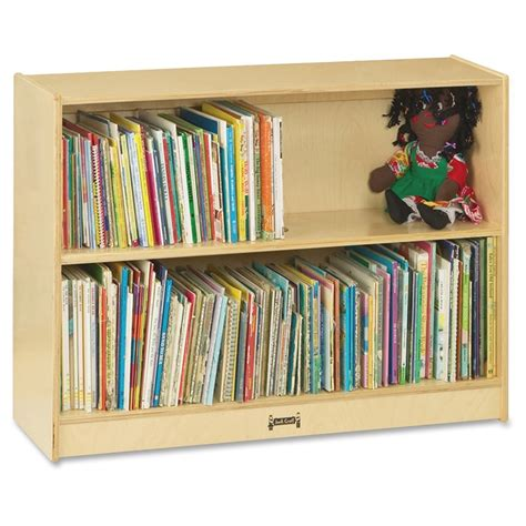 jonti craft adjustable shelves classroom bookcases 3