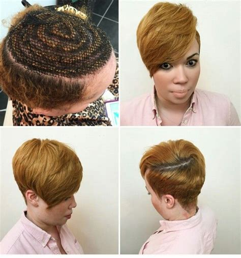 sew in weave short hair atlanta 25 best ideas about sew in with bangs on pinterest
