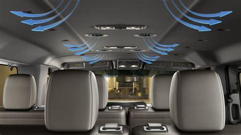 nissan nvp nissan unveils new nv3500 hd passenger van autoblog