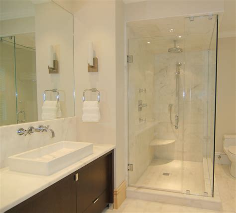 small bathroom mirrors cost for frameless glass shower doors for contemporary small bathroom design with large mirror